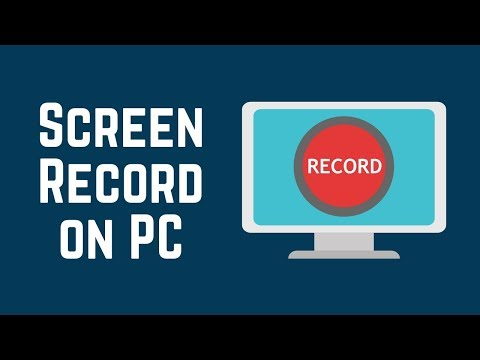 How To Record Your Computer Screen for Free - Full Guide 2018