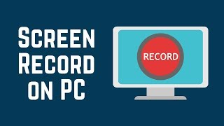 How To Record Y๐ur Computer Screen for Free - Full Guide 2018