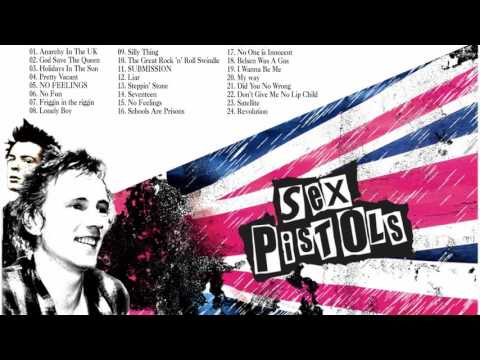 Sex Pistols Greatest Hits - Best Sex Pistols Songs