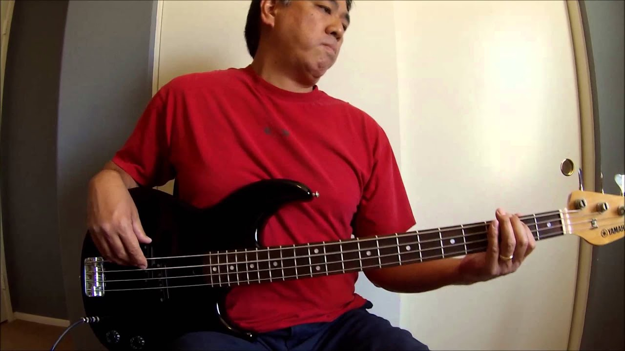 Redeemed Big Daddy Weave Bass Cover Youtube