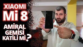 Xiaomi Mi 8 İNCELEME - Kamerası P20 Pro'dan daha mı iyi?