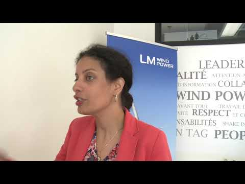 Inauguration LM Wind Power
