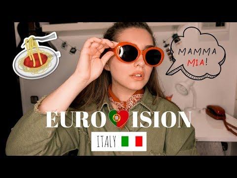 EUROVISION 2018: ITALY (Ermal Meta & Fabrizio Moro - Non Mi Avete Fatto Niente) | @isluciaferrero