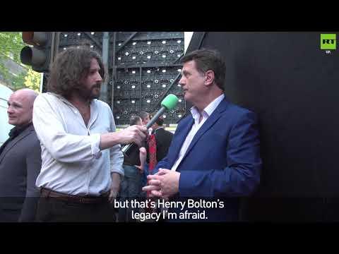UKIP leader Gerard Batten blames Henry Bolton for local election losses