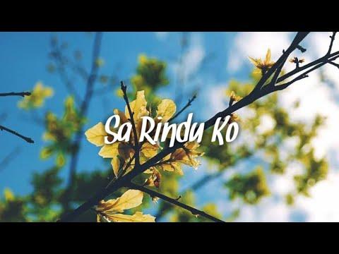 Lagu Sa Rindu Ko - Gleen Sebastin (Lirik)