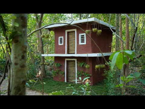 Building Long Term Survival Villa in the Jungle