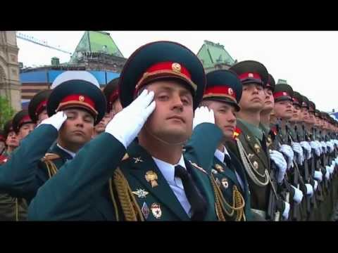 Soldiers' Chorus from Faust performed by Kremlin Guard