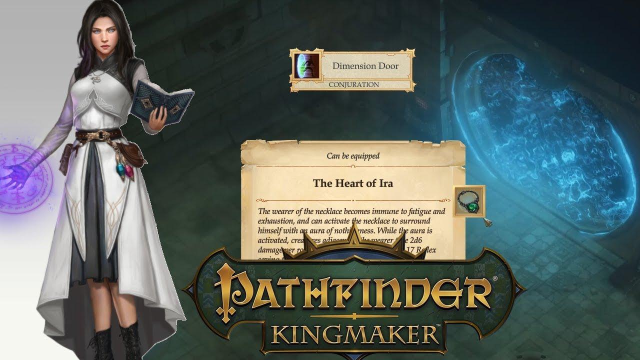 Pathfinder Kingmaker 1 1, Lonely Barrow DC Sorcerer Solo Hard