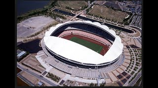 Big Swan Stadium - Niigata