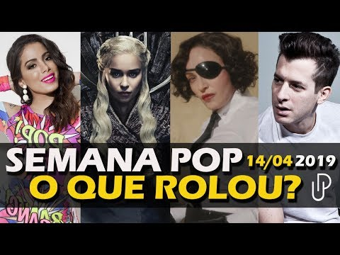 SEMANA POP | O Que Esperar de Madonna com o Álbum Madame X, Trilha Sonora Pop de Game Of Thrones e +