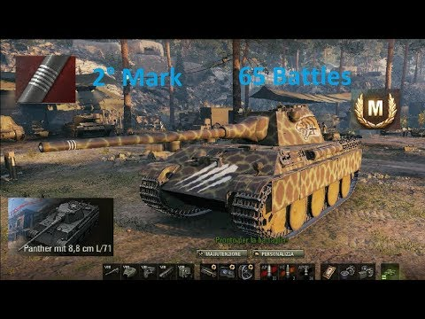 World of Tanks Panther mit 8,8 cm L/71 from YouTube · Duration:  6 minutes 6 seconds