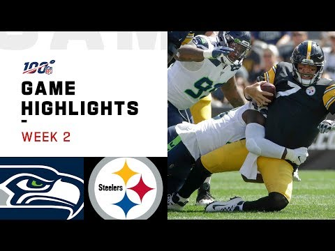Sports Wrap with Ron Potesta - Wilson's Big Game Lifts Seahawks Over Steelers