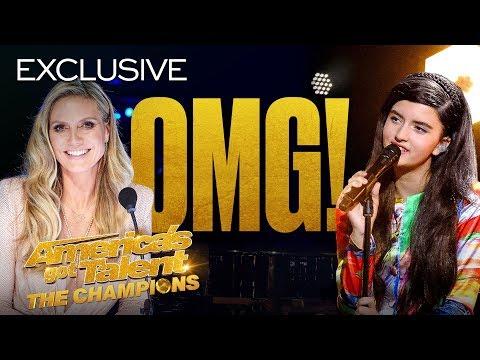 Weekly Recap, Episode 1 - America's Got Talent: The Champions 2020