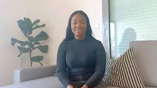 My distance learning experience- Akua from Ghana