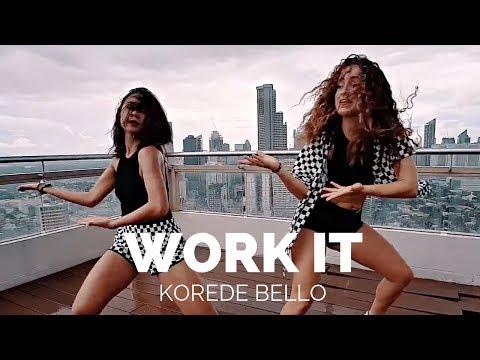 Korede Bello- Work It (Dance In Phillipines) #workitchallenge