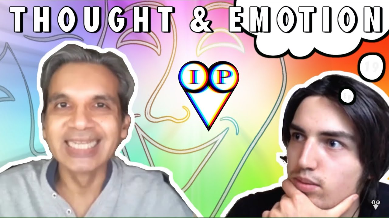 Thought & Emotion with Tarun Pradhaan   EP019 of The Information Paradise Podcast w/ David Reynolds