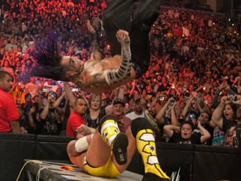 List This! - Great Leaps of Faith No. 5: Jeff Hardy Swanton