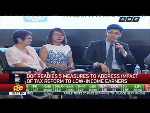 Finance Department bullish on tax reform approval