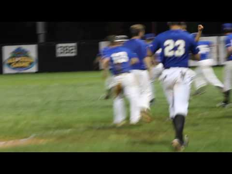 Albany Dutchmen Defeat Mohawk Valley DiamondDawgs 2-1 On Kyle Skeels Walk-Off Sac Fly In The 11th
