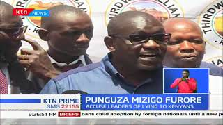 Ekuru Aukot defends Punguza Mzigo bill