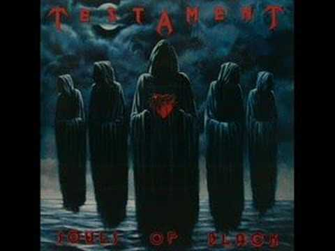 TestamentSouls of Black