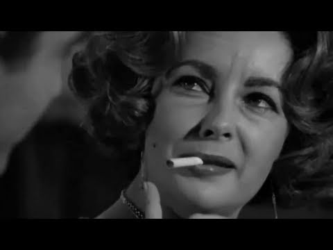Liz Taylor - Who's Afraid of Virginia Woolf - HD Tribute (1966 - Richard Burton, Mike Nichols)