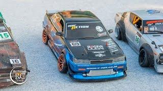 1:10 Toyota Mark II RC Drift ● بطولة ميدان للدرفت