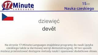 Nauka czeskiego (bezpłatny materiał video)