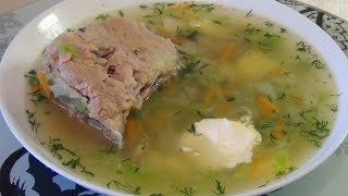 Очень вкусный овощной суп