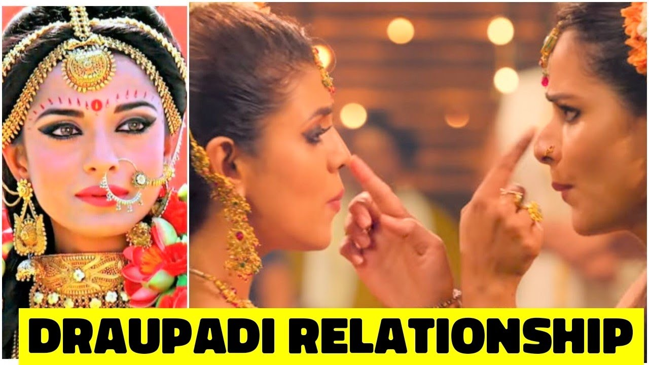 What Was The Relationship Like Between Draupadi and the Other Wives of the Pandavas?
