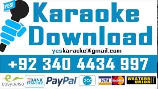 Hoon Haan Karte Karte   Mehdi Hassan Pakistani Karaoke Mp3