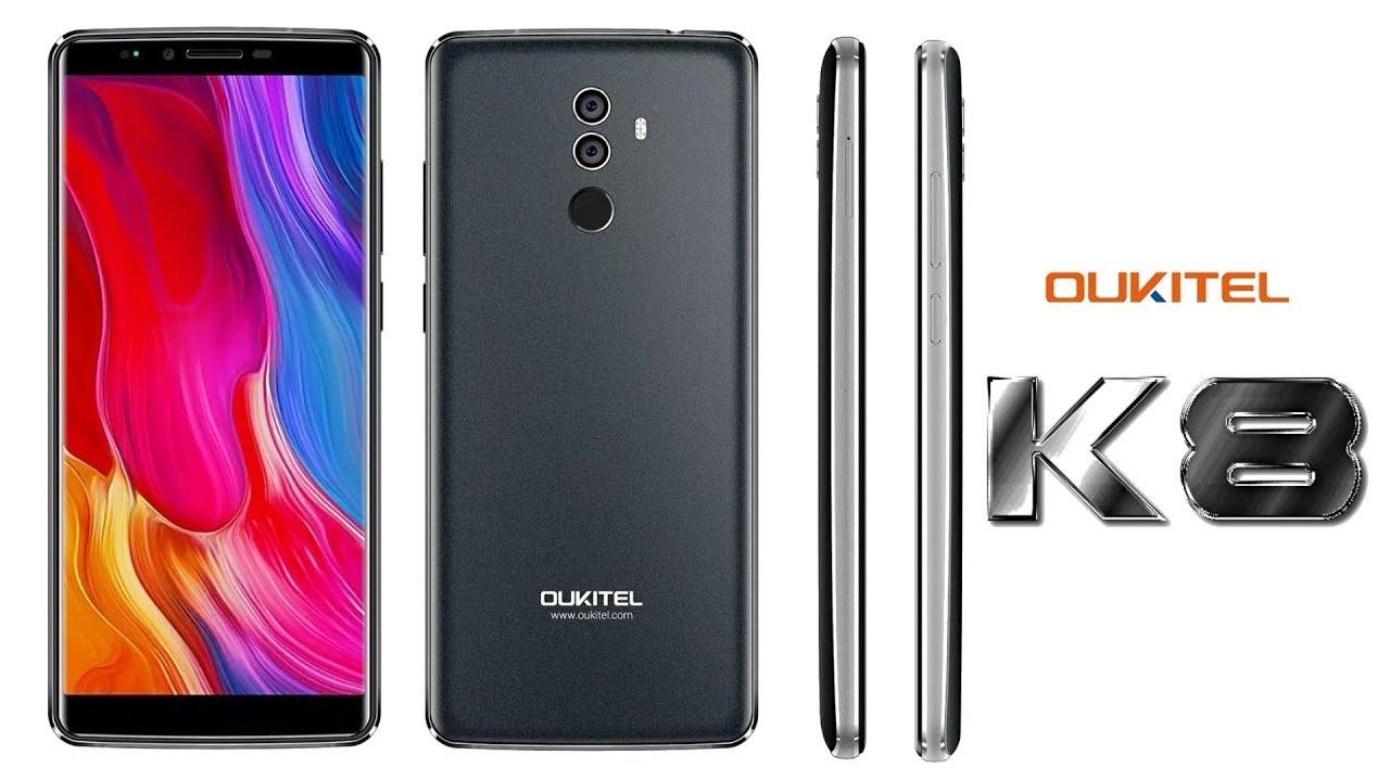 Introducing the Sleek Oukitel k8