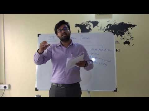 Insolvency and Bankruptcy Code, 2016 Part 4 Liquidation Process by Adarsh Joshi