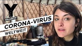 Corona: Quarantäne und Ausgangssperre - Wie das Virus die Welt verändert