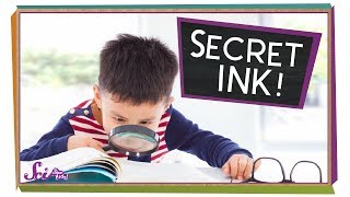 Make Your Own Secret Ink!