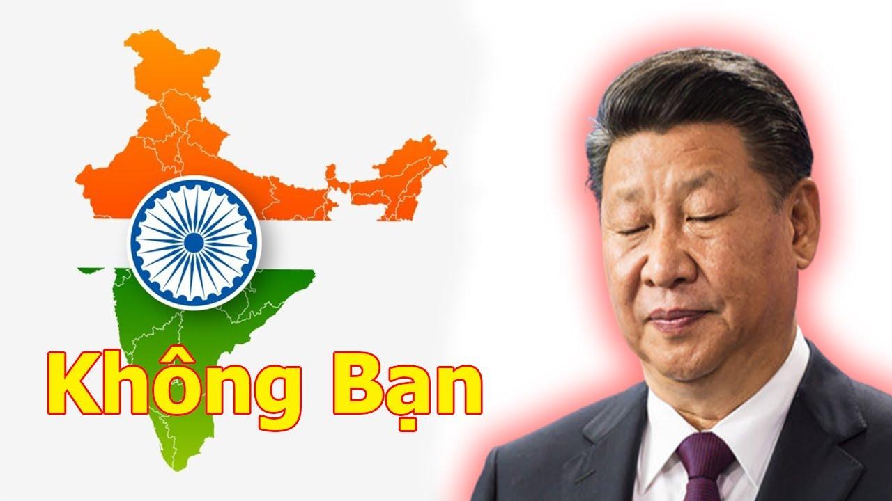 Ấn Độ Coi Trung Quốc Như 1 Căn Bệnh – Tập cận Bình Nước Lớn Không Có Bạn