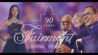 Fairmont Royal York Hotel // 90th Anniversary