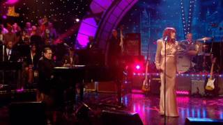 Florence Welch & Jools - My Baby Just Cares For Me HD