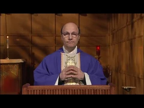 Daily TV Mass Thursday, March 9, 2017