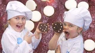Red Velvet Cookie Recipe | Kids Kitchen