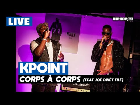 Youtube: Kpoint – Corps à corps (Live Session)