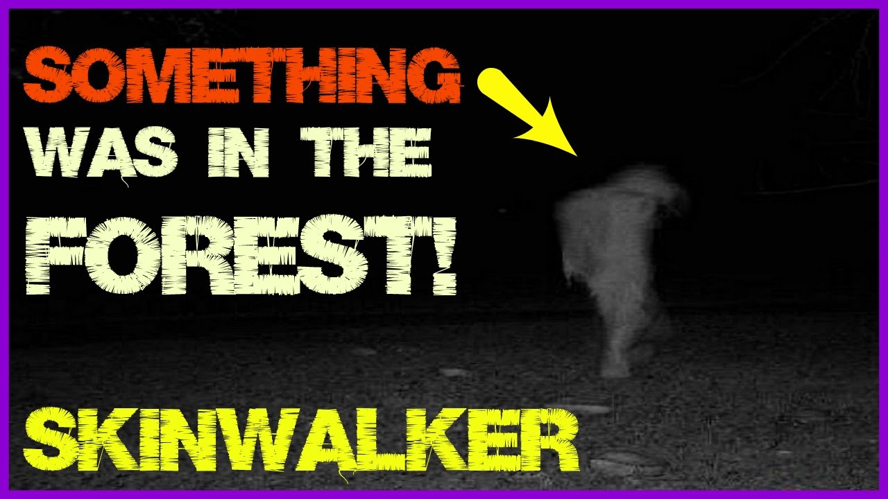 2 HORRIFYING Skinwalker & Shadow people Stories | Wendigo | ft  UNIT #522