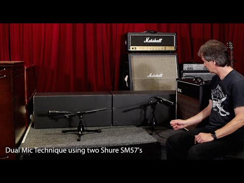 how to record an electric guitar amp part 3 feat bob clearmountain youtube. Black Bedroom Furniture Sets. Home Design Ideas