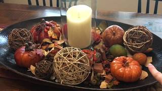 Mini Fall House Tour With All The Scents Of The Season🍎  🍁 🎃