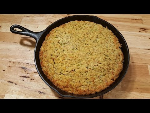 Cornbread Stuffing/Dressing - The Hillbilly Kitchen