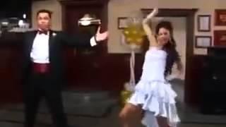 Обалденный танец с Невестой