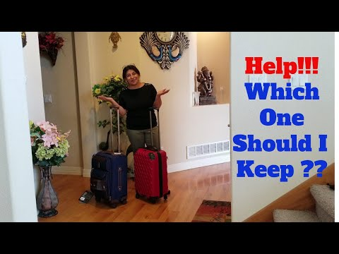 How to Pick the Perfect Carry On Luggage   Shopping Carry-Ons to Replace Checked Luggage Travel Tips