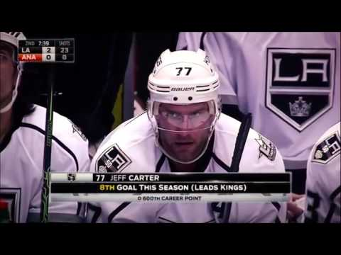 Jeff Carter #77 Highlights