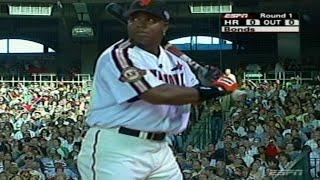 2004 HR Derby: Bonds intentionally walked, laughs