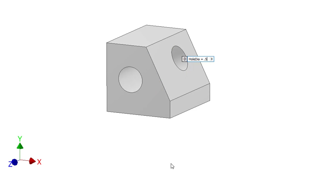 Inventor: STEP File to Parametric Model